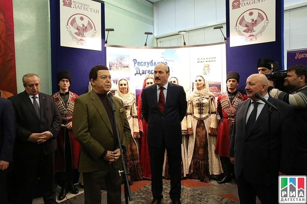 State Duma hosts Days of Daghestan