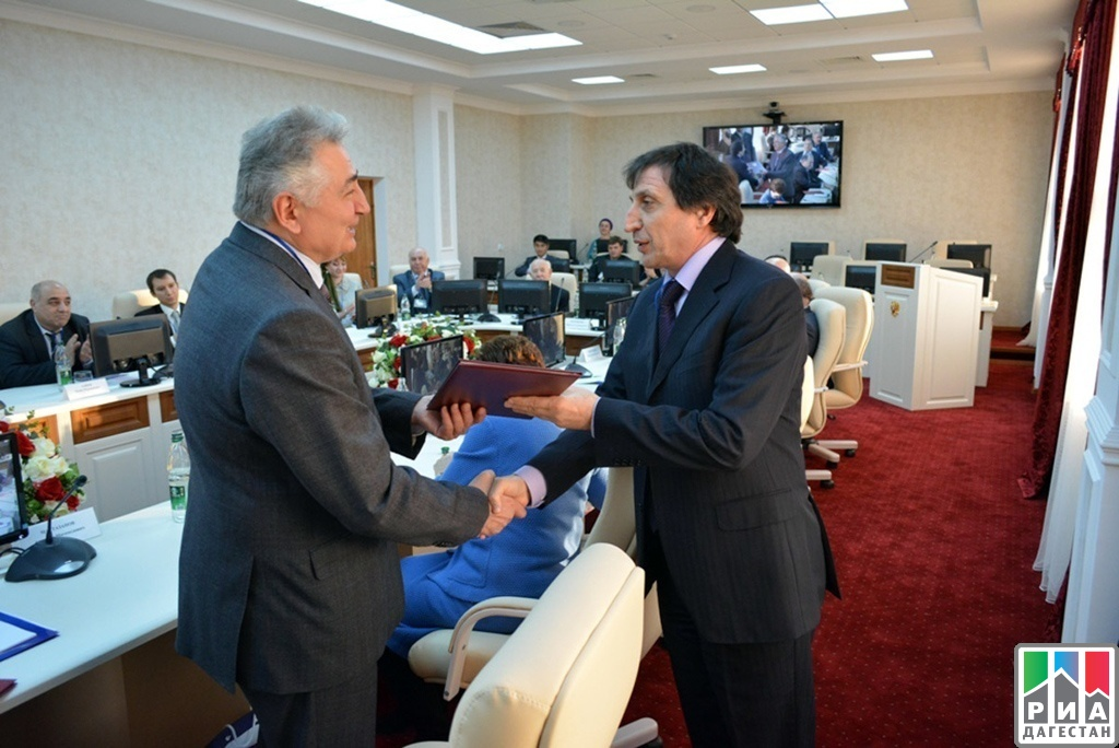 Rector of Dagestan State University takes part in meeting of NCFD Rector Council