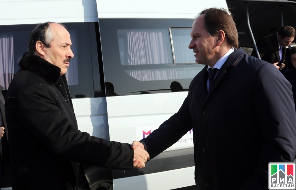 Russian Minister of North Caucasus Affairs visits Dagestan