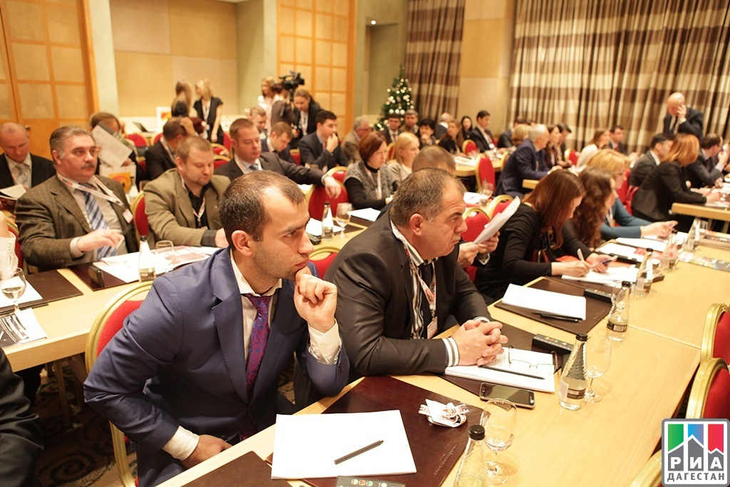 Dagestan Guarantee Fund director participates in XII Regional Investment Congress