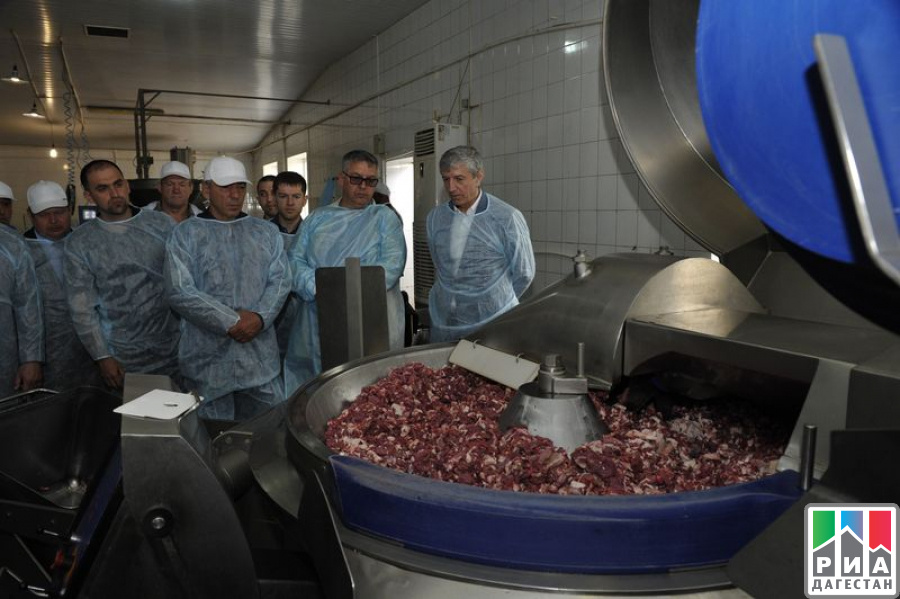 RIA «Daghestan» Dagestan to provide Iran with halal meat
