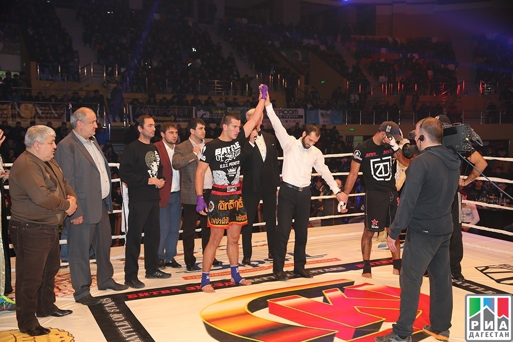 """Star Fight Night-3"" takes place in Dagestan"