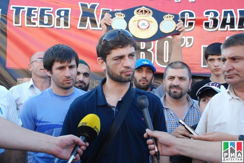 Boxer Habib Allakhverdiev to oppose Julio de Jesús in Moscow