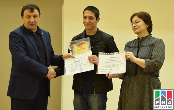 RIA «Daghestan» Winners of Dagestan mathematical Olympiad