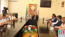 Izberbash and Kronstadt establish mutual cooperation relations - Republican Information Agency