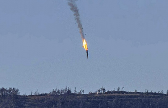 Turkey expresses regret to Russia over warplane downing